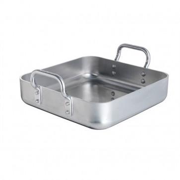 De Buyer Bradepande aluminium 30×30cm