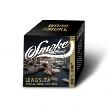 SMOKE BLEND LOW & SLOW 500g til Smoketube