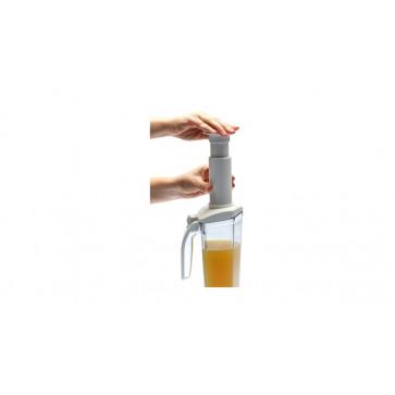 STATUS Vakuumkande+håndpumpe og grøntsagsskræller