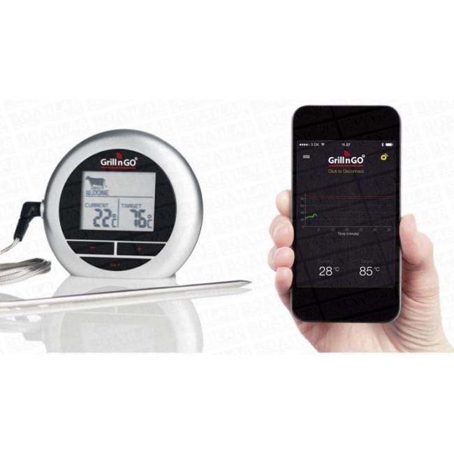 Pæn Grill ´n go - Bluetooth termometer SX98
