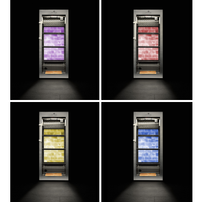 LED-panel til DX1000